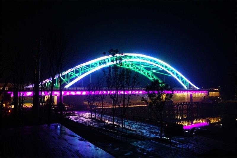 自贡-网红桥