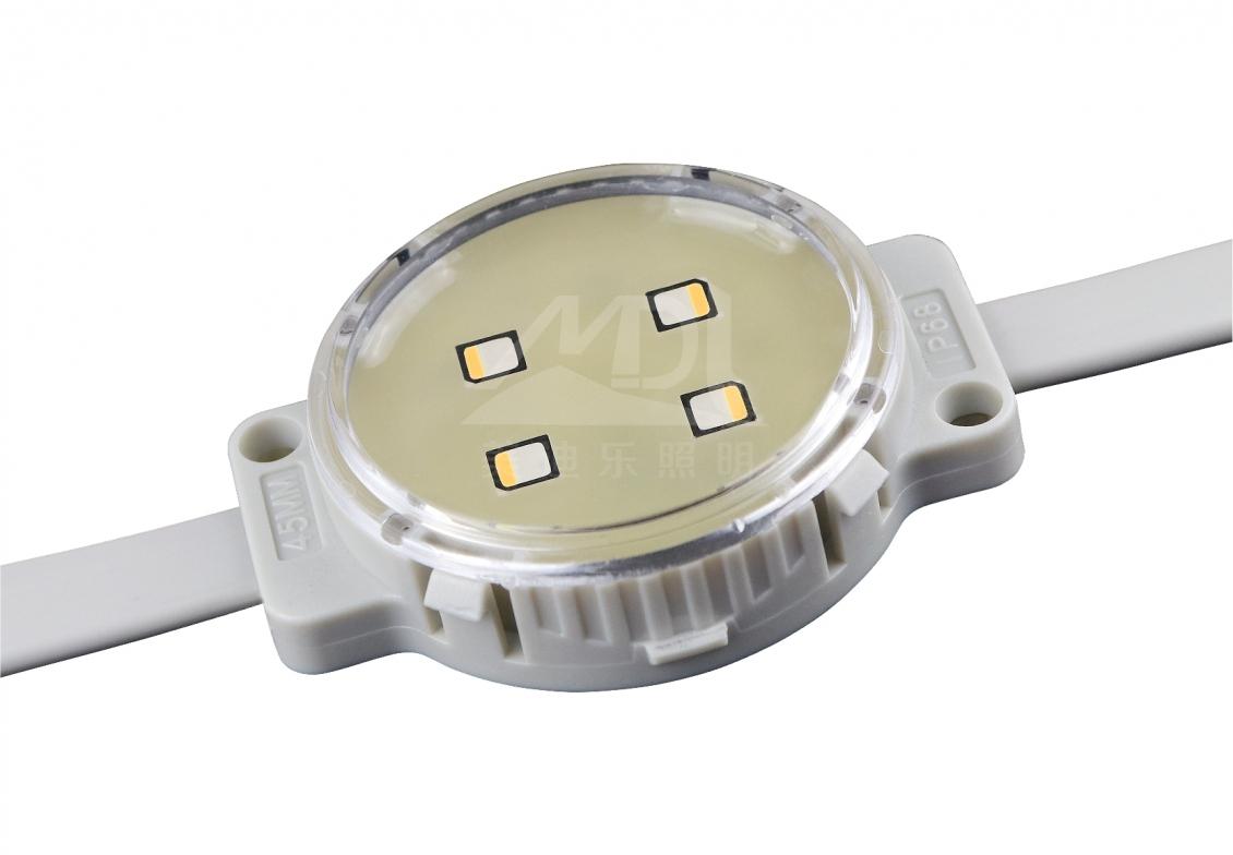 点光源厂家讲解点光源的作用和与其他灯饰对比