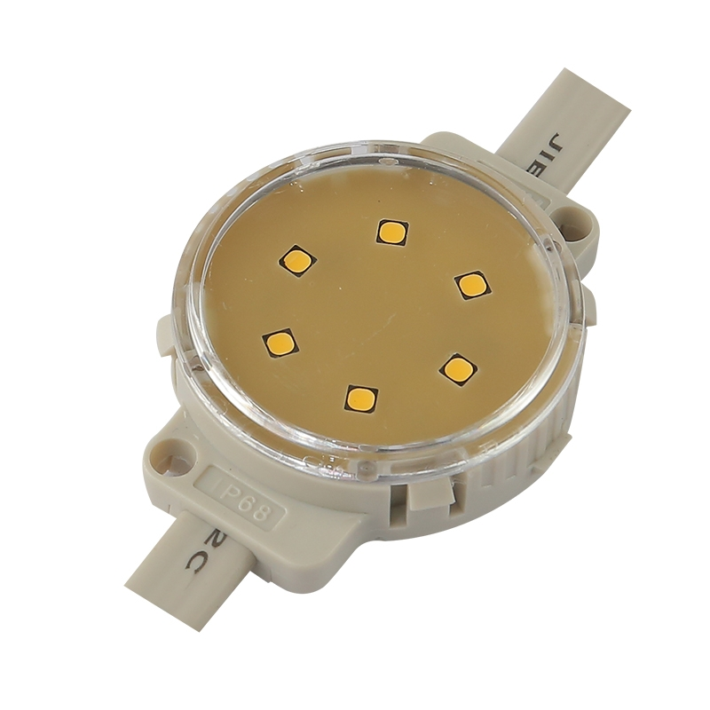 led点光源厂的重点作用就是营建光影成效