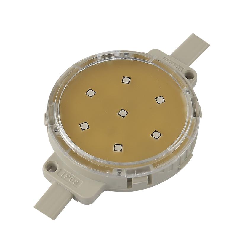 led点光源成为亮化项目中的一个主力产品