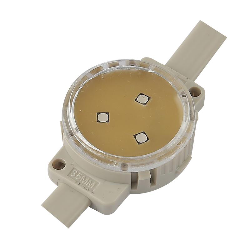 led点光源的特性及亮化方案