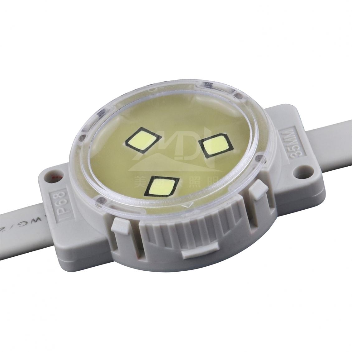 简述led点光源的技术要求