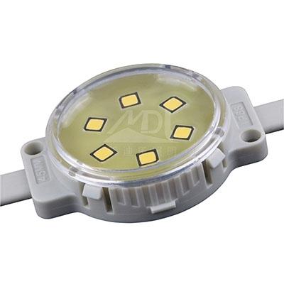 led点光源还承担着城市地标的照明工作